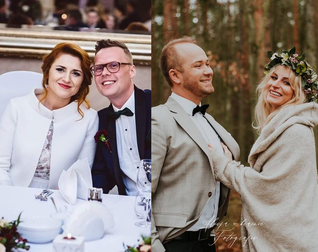 Paulina i Krzysztof oraz Anita i Adrian