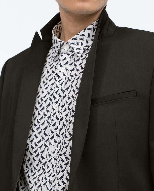 Koszula z kolekcji Zara. Cena: 149 zł