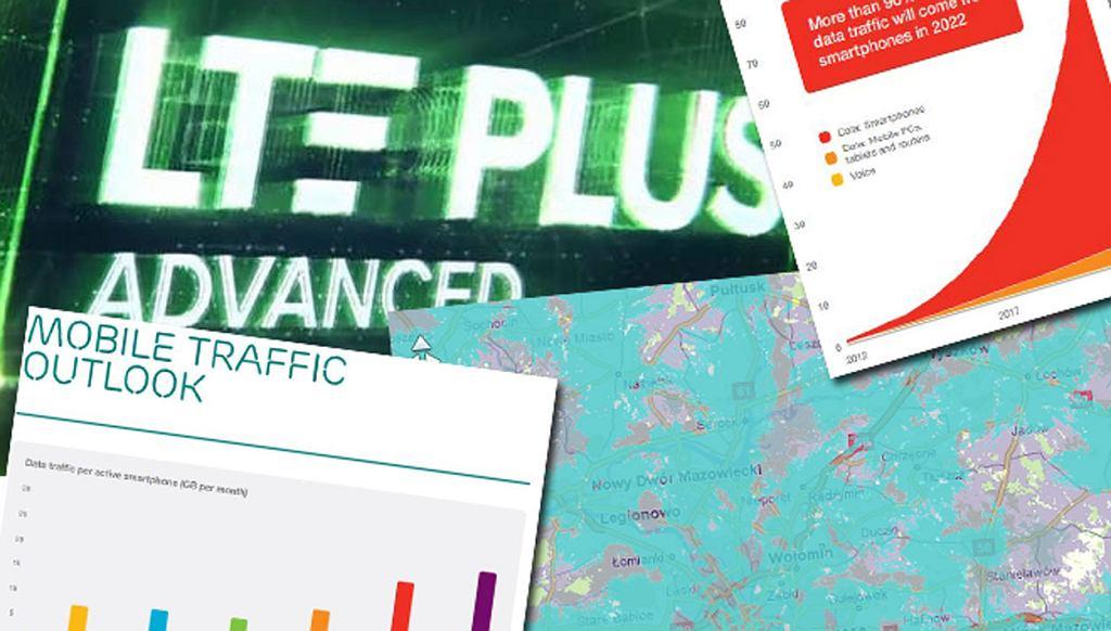Plus testuje nową technologię znacznie przyspieszającą pobieranie danych przez LTE