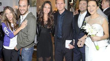 Ola Kwaśniewska, Kuba Badach, Michał Niemczycki, Anna Czartoryska, Ewa Chodakowska, Lefteris Kavoukis.