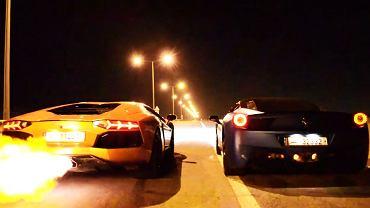 Lambo kontra Ferrari
