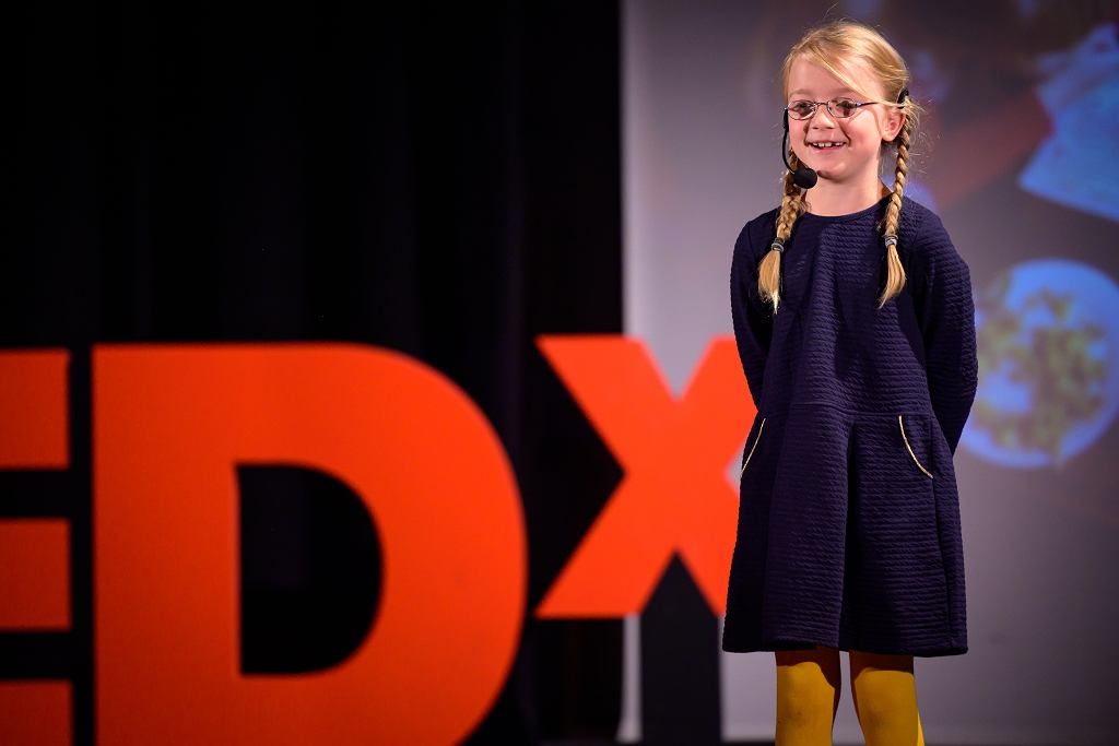 TEDxKids 2021 - Od empatii do przyszłości