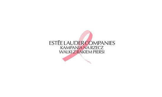 Kampania na rzecz Walki z Rakiem Piersi The Estée Lauder Companies w Polsce