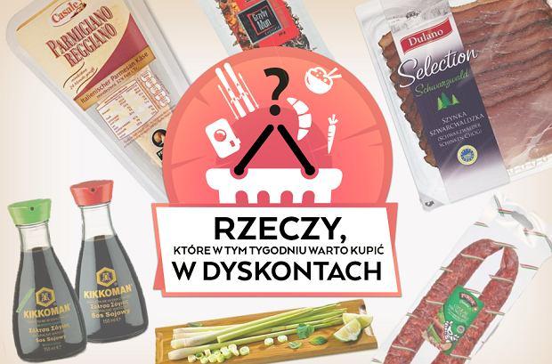 Szynka szwarcwaldzka za pół ceny, węgierska kiełbasa... 7 produktów, które w tym tygodniu warto kupić w dyskontach