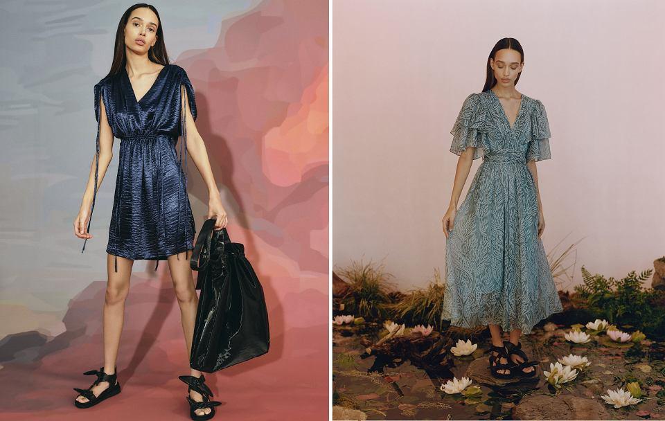 Sukienki z kolekcji Re.Design