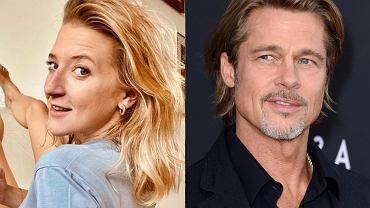 Lara Gessler, Brad Pitt