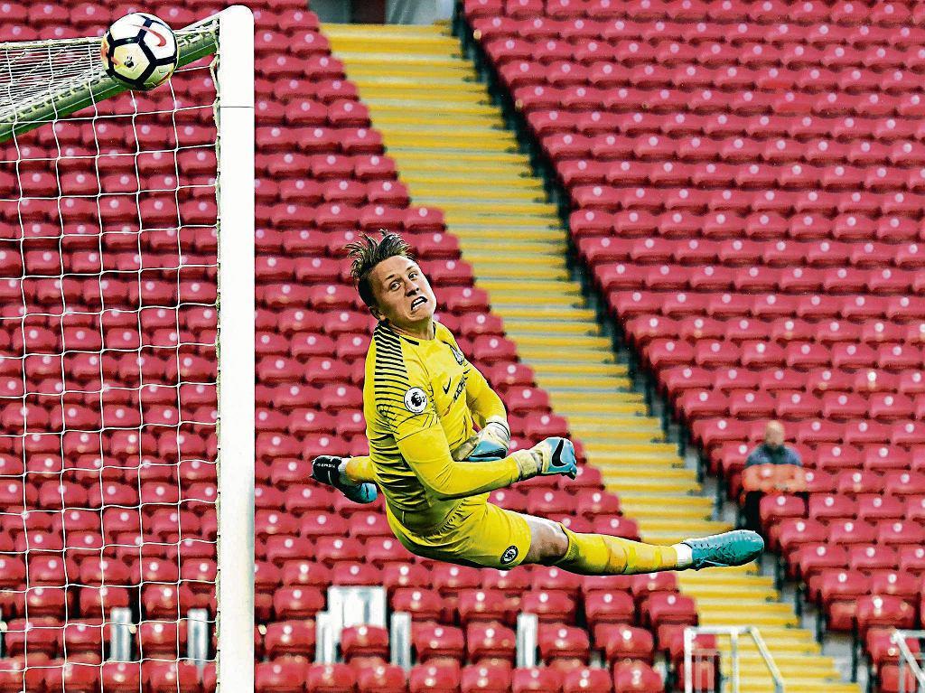 Marcin Bułka, 18-letni bramkarz Chelsea