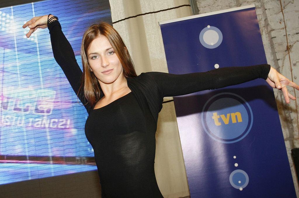 Anna Bosak w 2007 r.