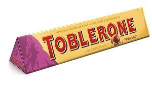 Toblerone Fruit&Nut - czekoladowy smak świąt