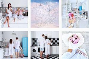 Wnętrzarskie inspiracje z Instagrama - @czarnaewcia