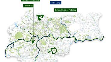 Największe planowane inwestycje w dziedzinie zieleni