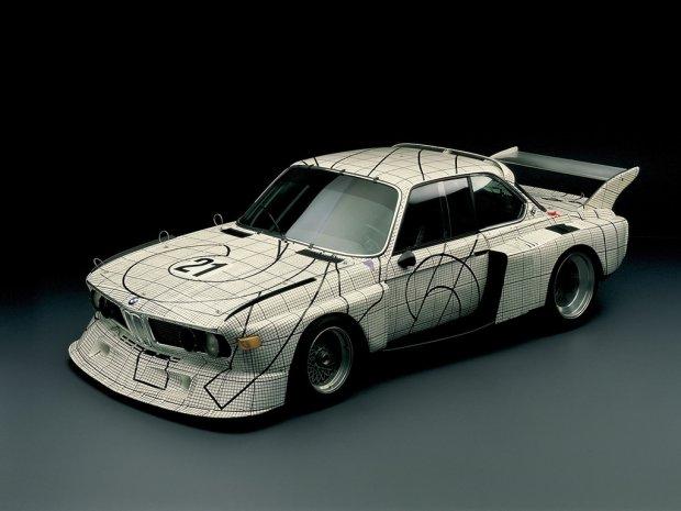 BMW 3.0 CSL Art Car 02