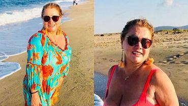 Katarzyna Niezgoda na urlopie wkurzyła się na paparazzich i zdjęcia w bikini.