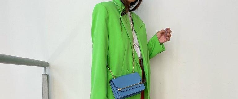 Te kolorowe garnitury królują na ulicach Paryża i Mediolanu! Tanie modele, które wyglądają luksusowo