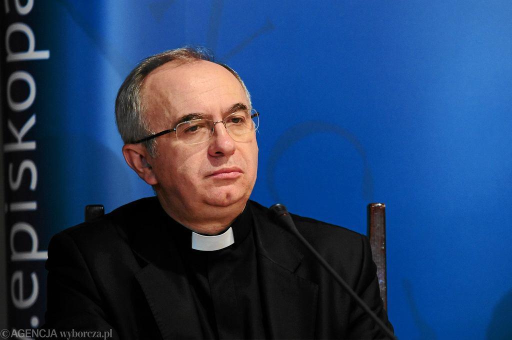 Rzecznik prasowy Episkopatu ks. Józef Kloch