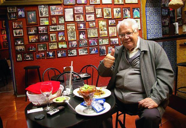 Jedzenie dla torreadora - relacja z podróży do Meksyku