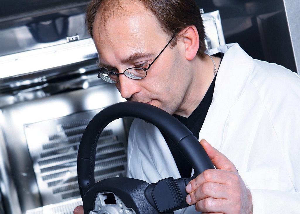 Audi Nose Team - dział zajmujący się wąchaniem samochodów