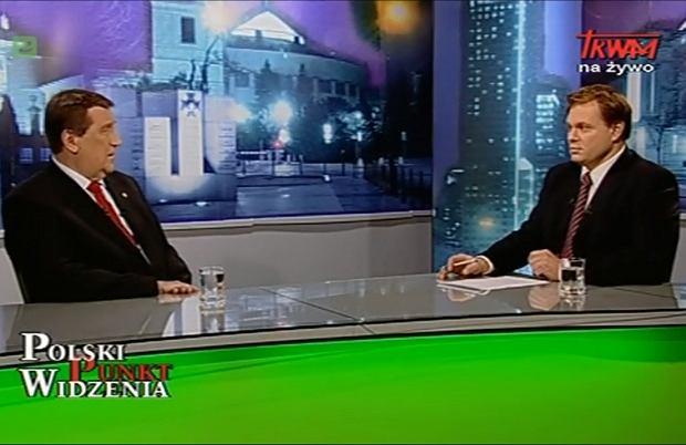 Prof. Jacek Rońda w TV Trwam