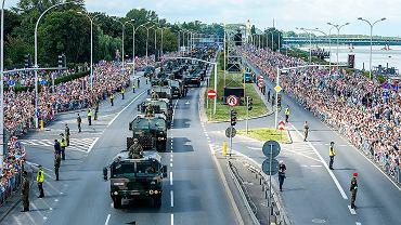 Defilada w Warszawie