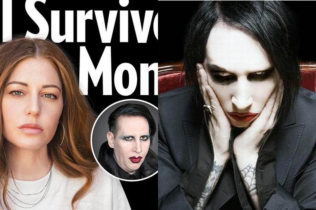 Ashley Morgan Smithline, Marilyn Manson