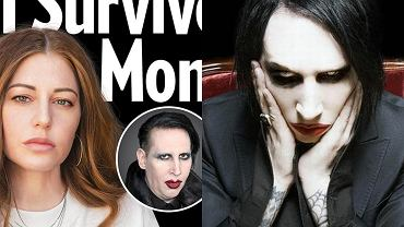 Ashley Morgan Smithline, Marilyn Manson