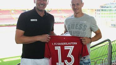 Robert Pich  w 1. FC Kaiserslautern furory nie zrobił