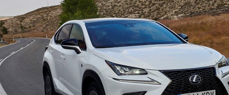 Mamy nowy cennik Lexusa NX. Ile trzeba teraz zapłacić za bestsellerowego SUV-a?