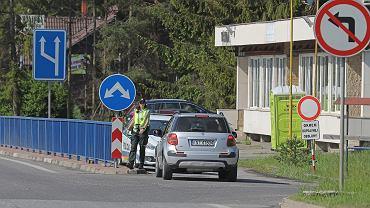 Przejście graniczne ze Słowacją zostało otwarte