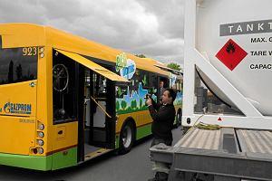 Polskie autobusy na gaz dla Warszawy. Zapłacimy 114 mln zł