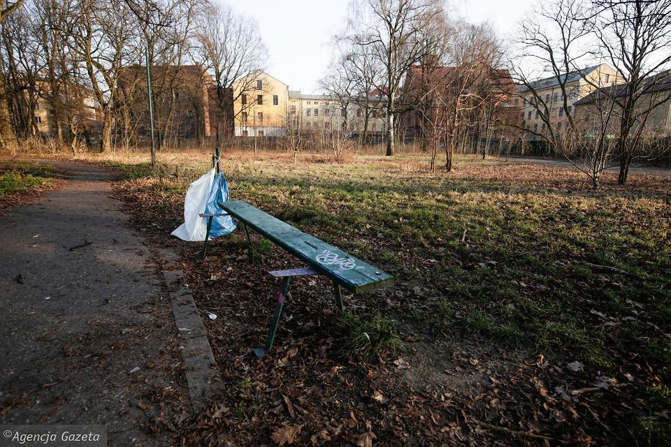 Radni o wywłaszczeniu parku Jalu Kurka  A w tle dyskusja o