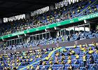 Kibice zostali usunięci ze stadionu. Nie było dla nich żadnej litości