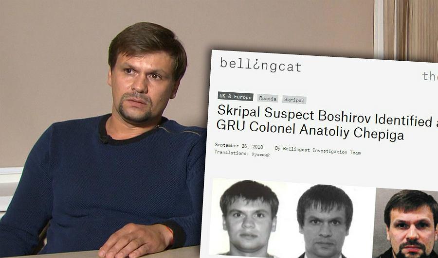 Podejrzany ws. otrucia Siergieja Skripala