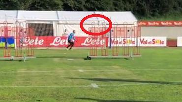 Tak Arkadiusz Milik strzelił gola z rzutu wolnego