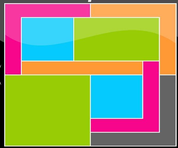 Kolorowy układ