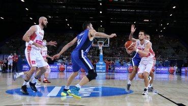 EuroBasket 2015. Polska - Hiszpania