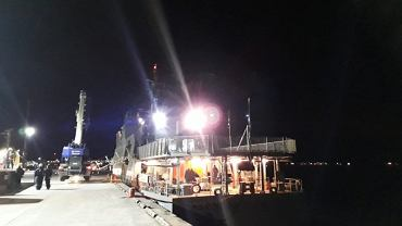 Chile: wyciek oleju napędowego do Pacyfiku