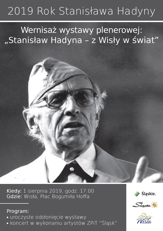 Stanisław Hadyna urodził się sto lat temu