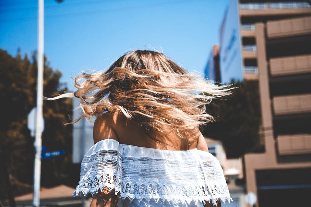 fryzury na lato