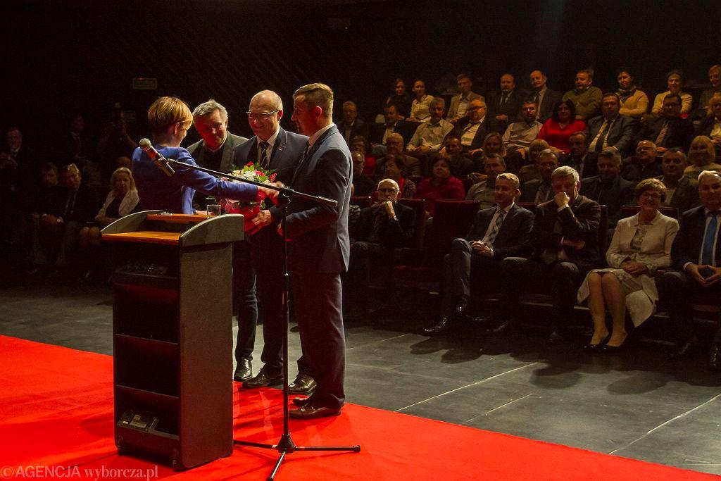 25.10.2016, konwencja PiS w Kielcach