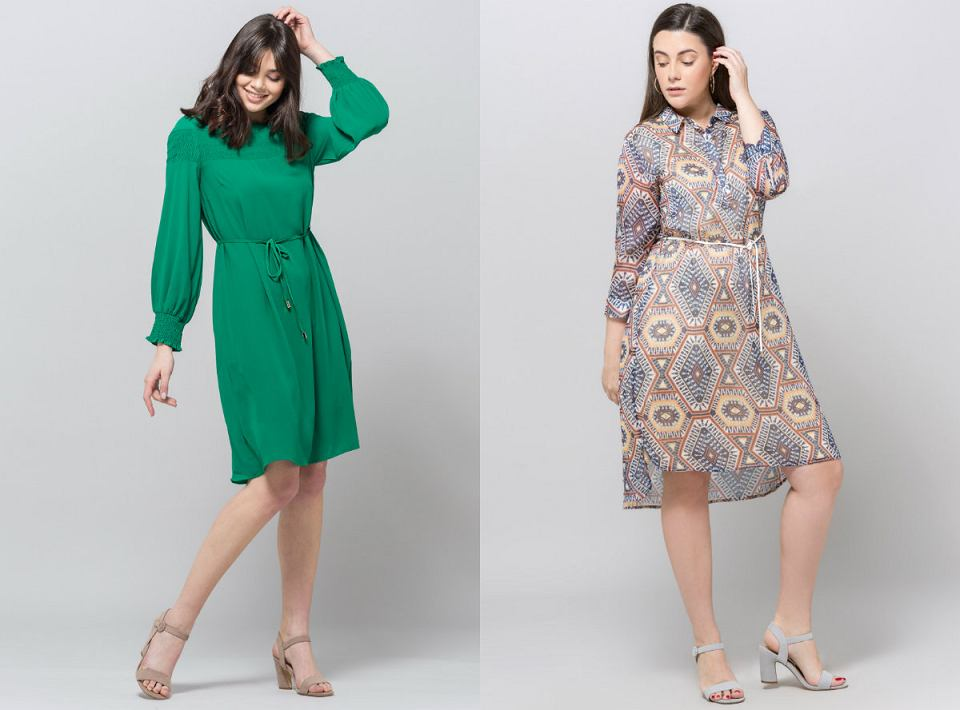 Sukienki Monnari