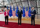 """Szczyt USA - UE. """"Handlowego NATO"""" na razie nie będzie, co w zamian?"""