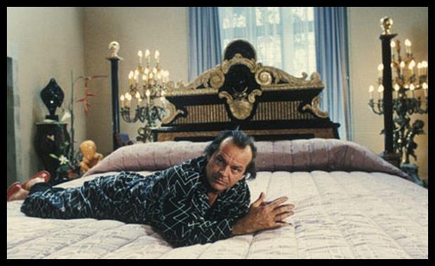 Jack Nicholson jako Daryl van Horne
