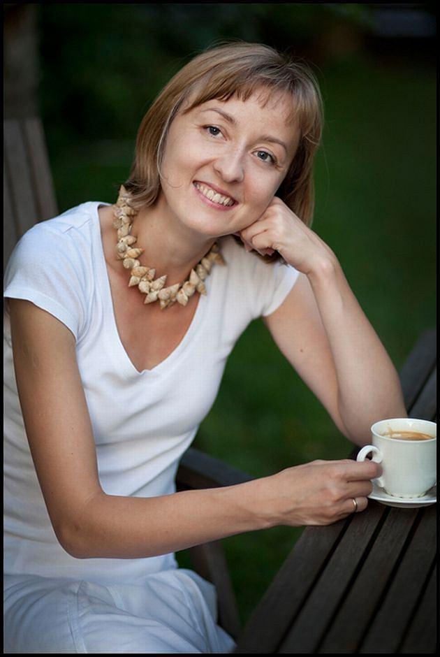 Dorota Smoleń/ fot. Agnieszka Rzymek