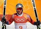 """Pjongczang 2018. Aksel Lund Svindal najstarszym złotym medalistą w zjeździe. """"Po raz pierwszy od lat jeżdżę w lutym"""""""