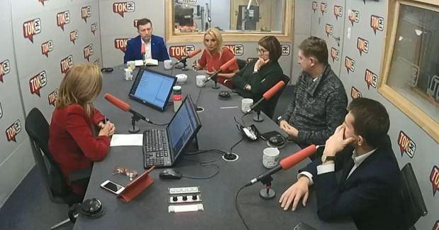 Gośćmi Dominiki Wielowieyskiej byli: Łukasz Schreiber, Agnieszka Ścigaj, Julia Pitera, Andrzej Rozenek i Artur Szłapka