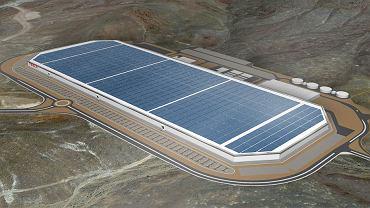 Tesla fabryka