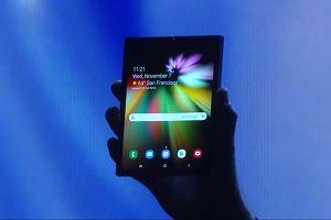 Samsung wierzy w składane smartfony. Na początek wyprodukuje milion sztuk