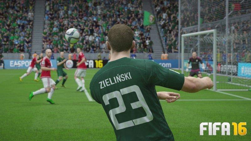 Śląsk Wrocław w grze FIFA 16