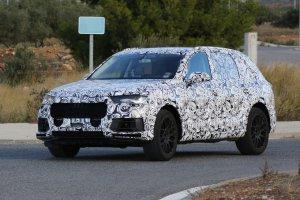 Audi Q7   Następca pojawi się w 2015 roku