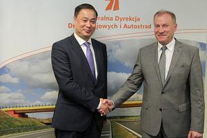 Tajna ugoda GDDKiA z Chińczykami za zawaloną budowę autostrady A2